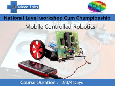 Mobile Control Robotics
