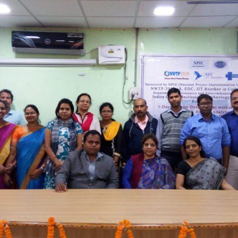 3 Days FDP on Big Data Analytics at Indira Gandhi Institute of Technology(IGIT),Sarang